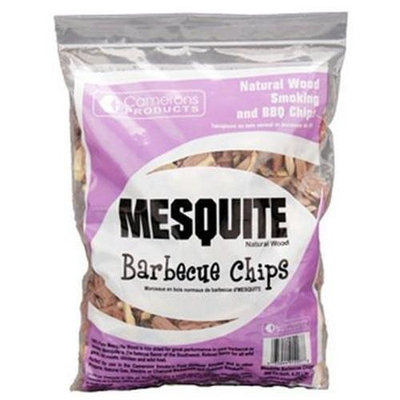 Cameron'S Products 2-Lb. Mesquite Barbecue Wood Chips Bag