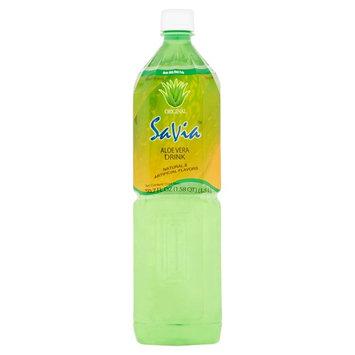 Savia Aloe Vera Juice, Original, 50.7 Fl Oz, 1 Count