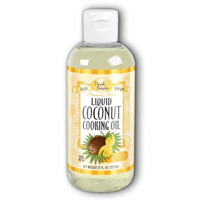 Coconut Cooking OIl Butter FunFresh 12 oz Liquid