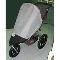 Sasha's Kiddie Products BOB Revolution CE 2011 Single Stroller Sun Wind and Insect Cover