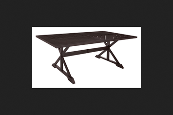 Living Accents Estate 77 in. Dining Table