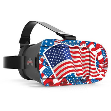 Cpd Accessories Inc. Arsenal Team USA Virtual Reality Kit - Headset & Remote Control Clip On