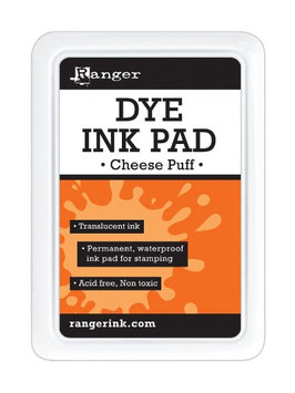 Ranger Dye Ink pad, cheese puff [pack of 3]