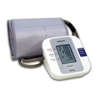 Omron Auto Blood Pressure Monitor with Large Cuff