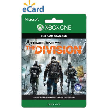 Incomm Tom Clancy The Division (Xbox One) (Email Delivery)