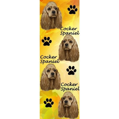 E&S Pets BM-78 Dog Bookmark