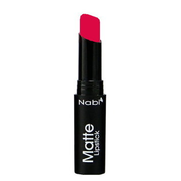 (6 Pack) Nabi Cosmetics Matte Lipstick - Matte Real Red II