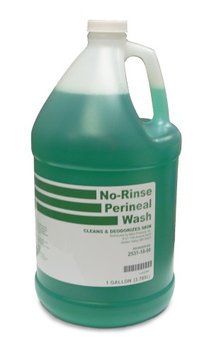 Msa McKesson No Rinse Perineal Wash