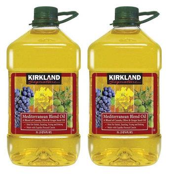Kirkland Signature Mediterranean Blend 3.ltr, 2-Pack