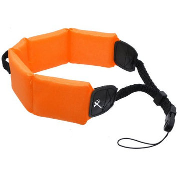 Xit Floating Wrist Strap - Orange
