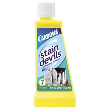 Carbona Stain Devils #7 Motor Oil & Lubricant - 1.7 oz