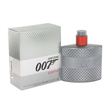 James Bond Beauty Gift 007 Quantum Cologne 2.5 oz Eau De Toilette Spray for Men