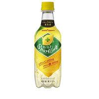 450mlX24 this Pokka Sapporo chelate lemon sparkling