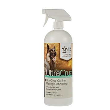 UltraCruz Canine Misting Conditioner for Horses, 32 oz. Spray