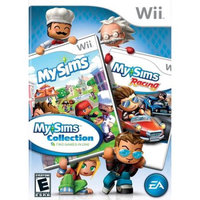 Electronic Arts My Sims Collection (Nintendo Wii)
