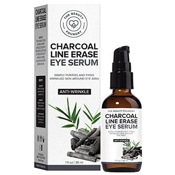 Beauty Foundry Charcoal Line Erase Eye Serum