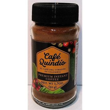 Instant Coffee Arabica 85 g/2.9 oz Cafe Quindio - Instant Coffee Gourmet, Colombian Arabica Coffee