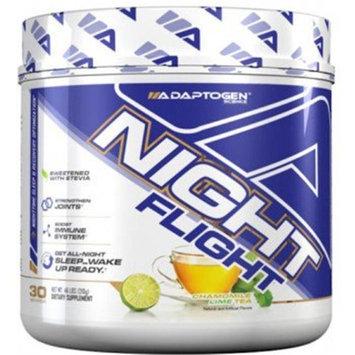 Adaptogen Science 8360056 Nightflight Dietary Supplement Chamomile lime Tea - 30 Per Serving