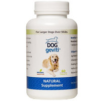 DOGgevititrade; for Larger Dogs over 50 lbs (60 Tablets)