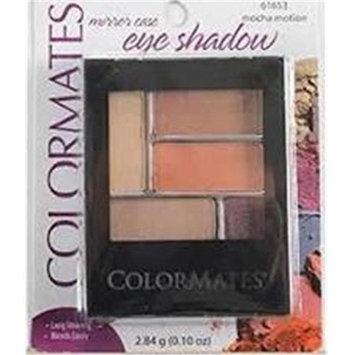 Merchandise 8646872 Colormates 5Pan Eye Shadow Mocha