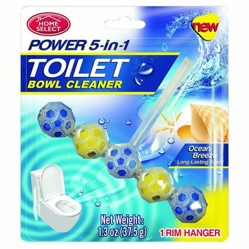 Home Select Toilet Bowl Cleaner Balls,Ocean Breeze
