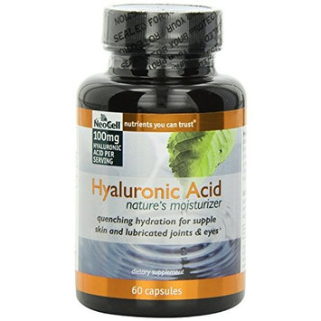 Neocell Hyaluronic Acid, 100 mg, 120 Count