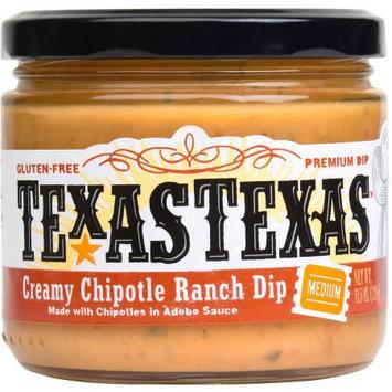 Texas - Texas TEXAS TEXAS 267411 11.5 oz. Dip Ranch Creamy Chipotle