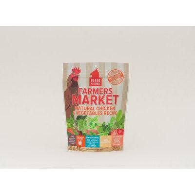 Plato Farmers Market Chicken & Vegetables 4oz.