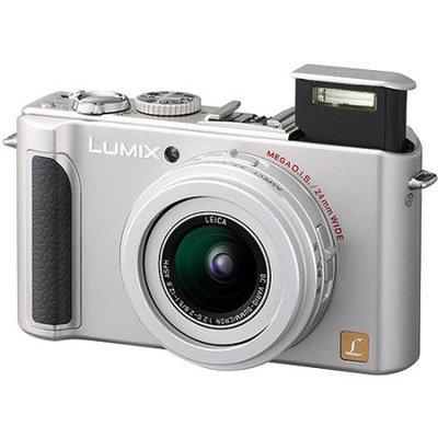 Panasonic DMC-LX3S 10.1MP Digital Camera (Silver)
