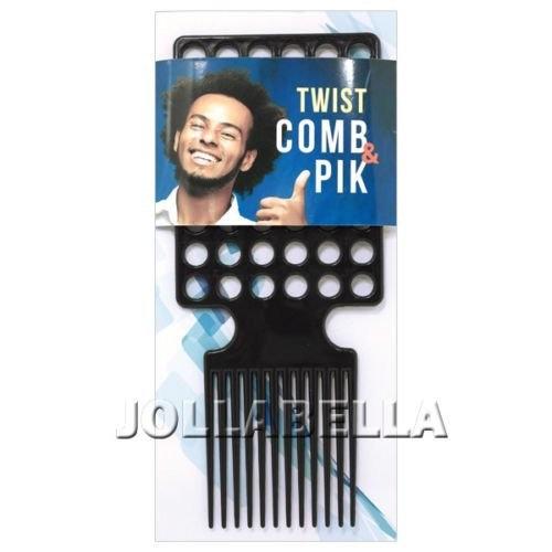 Twist Comb & Pik Brush #TC001