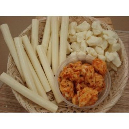 Cheese Curds (Garlic Cheddar Cheese Curd)