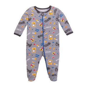 born Baby Boy Sleep N' Play [baby_clothing_size: baby_clothing_size-3-6m]