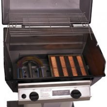 Broil-mate Broilmaster R3BN Infrared Combination Gas Grill Natural