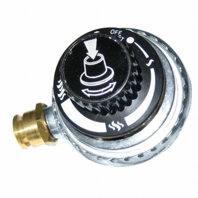 Kuuma Products Kuuma Twist-Lock Regulator F/ Stow 'N Go 160 Grills