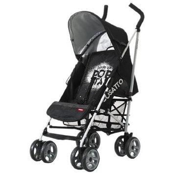 Cosatto Swift Lite Stroller, Black