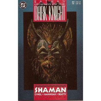 Dc Comics Batman: Shaman