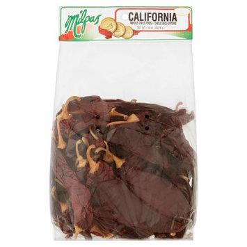 Milpas Foods Milpas California Whole Chile Pods, 16 oz