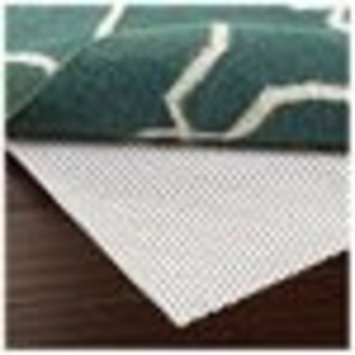 Luxury Slip Resistant Liner for an 8' x 8' Square Area Throw Rug