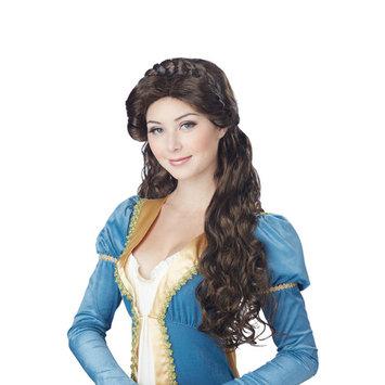 Medieval Beauty Wig (Brunette)
