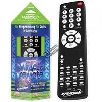 Dynatron Miracle Remote Replacement for Samsung TVs made since 1988