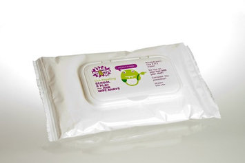 Lice Knowing You School and Play plus Hair Wipe Aways - 20 wipes