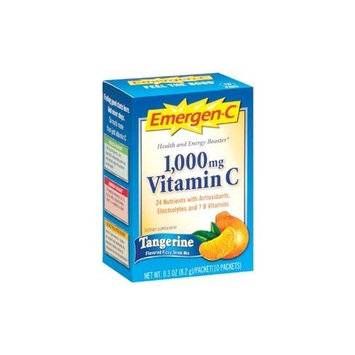 Alacer Corp. - Emergen-C Tangerine (10 packets)