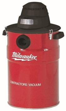 Milwaukee 8950 8 gal. 8 Amp Steel Tank Wet/Dry Vacuum
