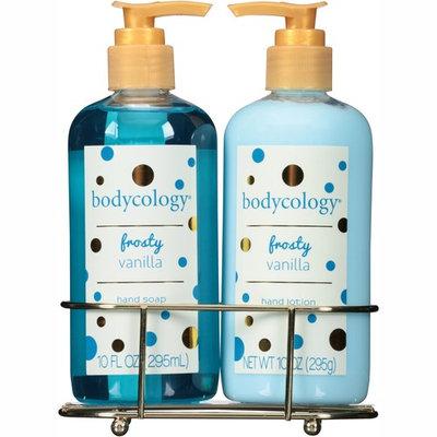 Bodycology Frosty Vanilla Hand Soap & Lotion, 2 piece