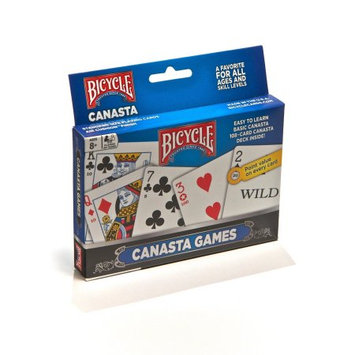 Us Playing Cards Bicycle Canasta Games Playing Cards Tuck Case