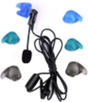 Wireless Solutions Hands-Free Earbud Headset for Nokia 3200/5100/6100/7100
