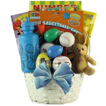 Great Arrivals Gift Baskets Egg-streme Boy's Sports Themed Easter Gift Basket