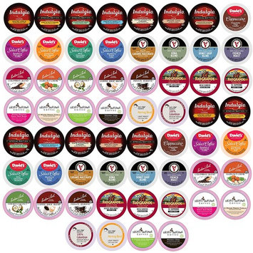 Coffee Variety Sampler Pack for Keurig K-Cup Brewers, 60 Count (Compatible with 2.0 Keurig Brewers)