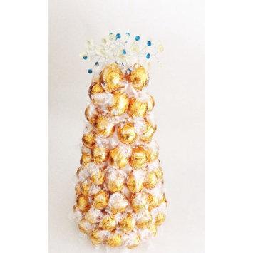 Gordan Gift Inc Golden Delight Lindor Lindt Truffle Gift Basket