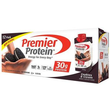 Premier Protein Shake, Cookies & Cream, 132 Fluid Ounce